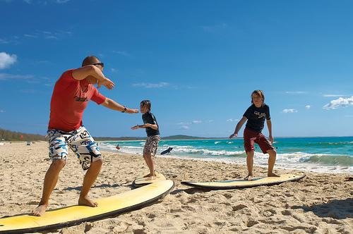 Meet Your Coach: Meet Your Surf Coaches